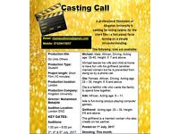 Actors and Crew wanted for a short film