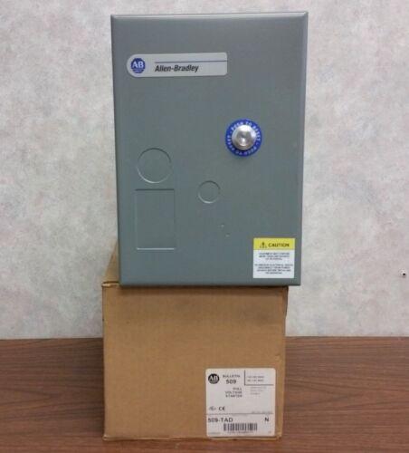 Allen-Bradley 509-TAD Ser. N Full Voltage Starter