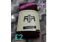 River Island Brand New Tights for girl 3-6 y