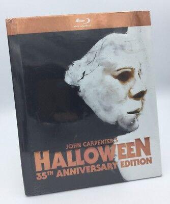 Halloween (Blu-ray Disc, 2013, 35th Anniversary Digibook) NEW OOP! - Halloween Blu Ray 35th Anniversary