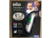 ThermoScan7 Braun