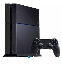 Brand new in box PlayStation 4