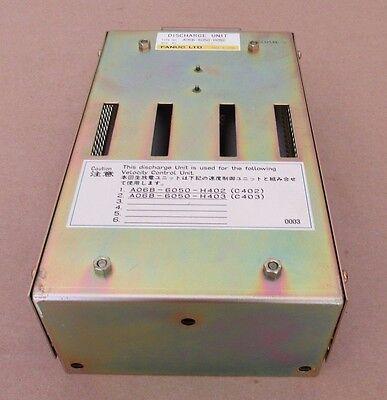 Fanuc Discharge Unit A06b-6050-h052 Fr Cincinnati Milacron Lathe Sabre