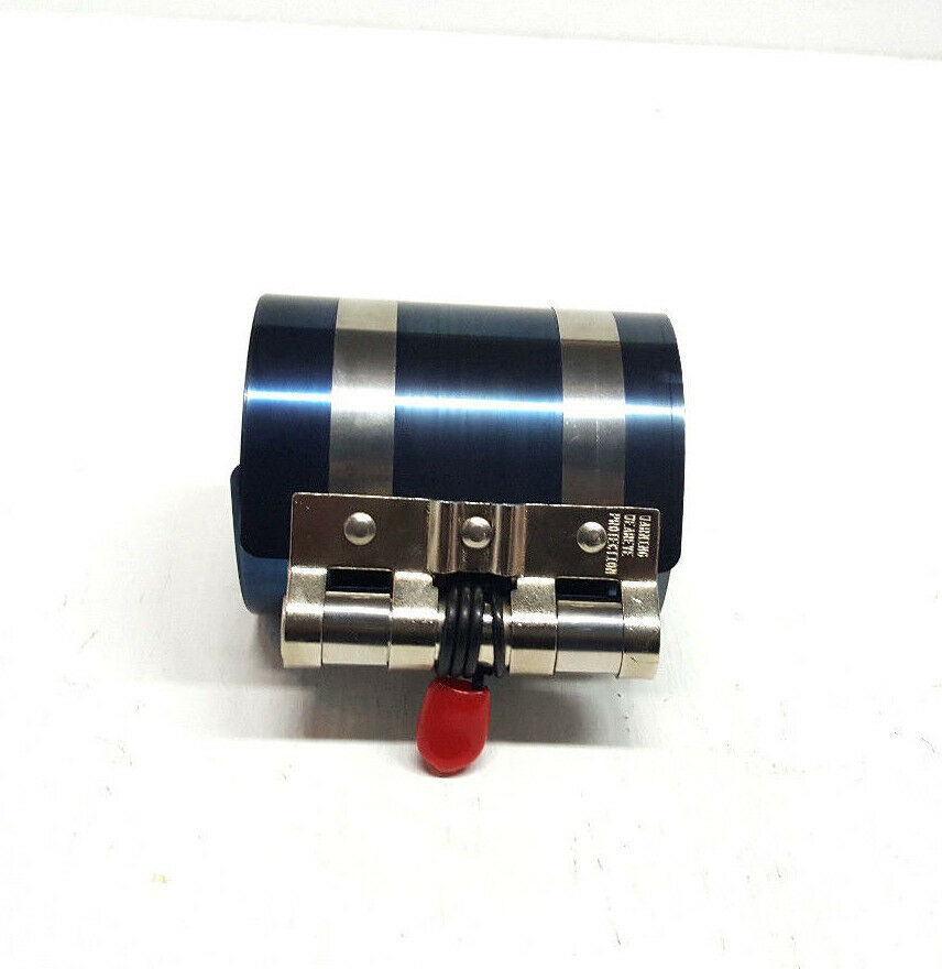 Piston Ring Compressor With Safety Valve Hc57125 New For