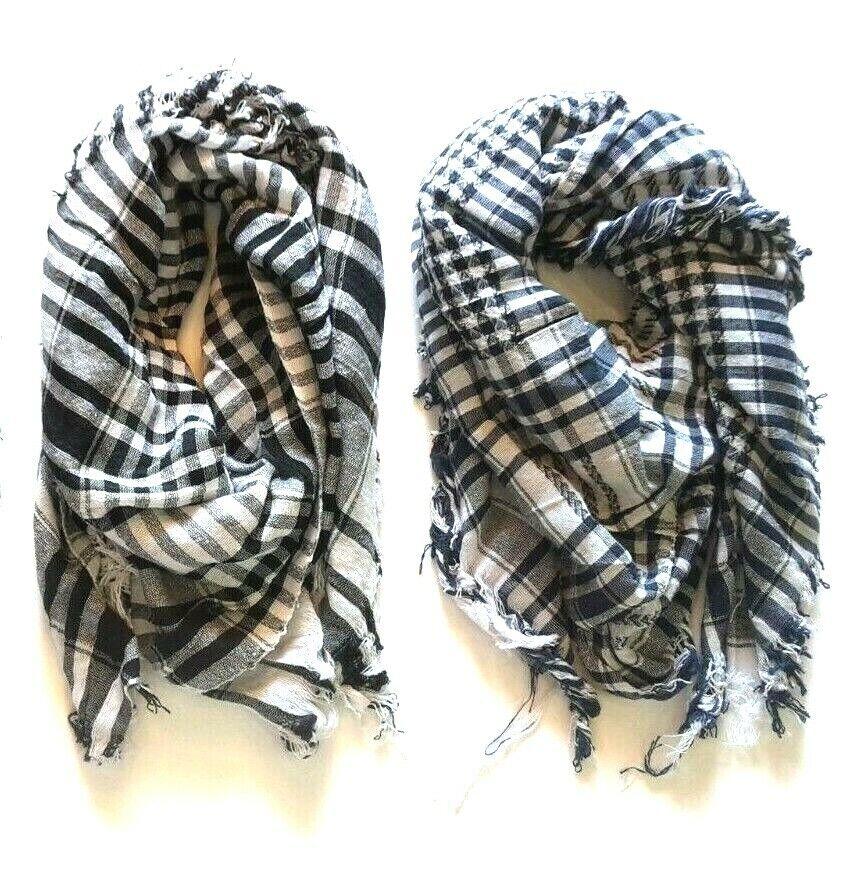 Igal set Arafat arab scarf shawl Keffiyeh Kafiya shemagh desert palestine