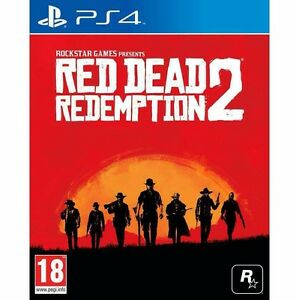red dead redemption 2 ps4 PRE ORDER PLEAESE READ DISCRIPTION