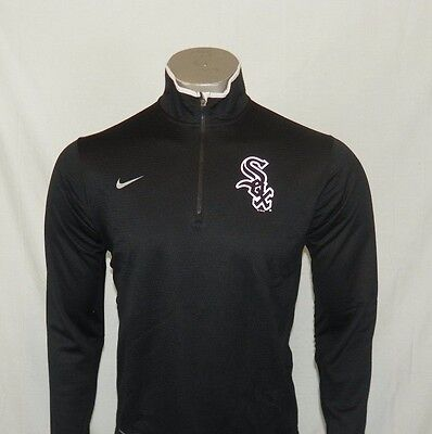 Chicago White Sox NIKE MLB THERMA FIT 1/2 ZIP TOP - MEN'S NEW