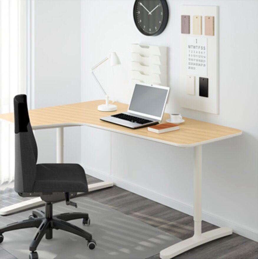 IKEA BEKANT Corner desk in Westminster London