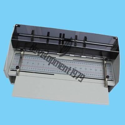 220v Card Folding Paper Dotted Line Cutting Electric Book Cover Creasing Machine