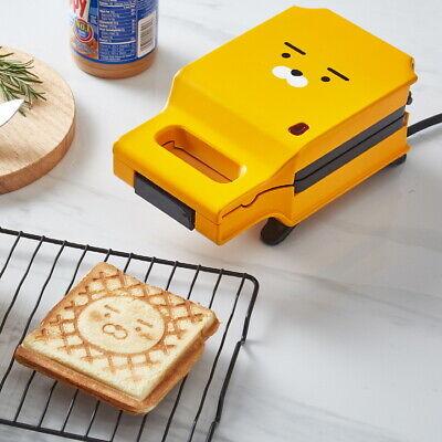 Kakao Friends Ryan Waffle Maker Sandwich Kitchen Appliance Cooker Maker Design