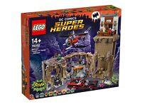 LEGO DC Comics Super Heroes Batman Batcave 76052