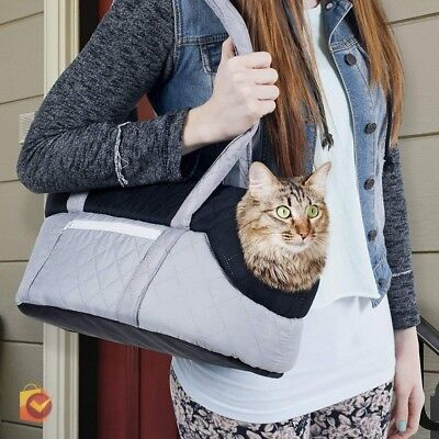 Cat Restraint Bag Best Dog Carrier Small Pet Travel Puppy Comfort Tote Cozy New