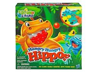 Hungry Hungry Hippos Game - new and unopened