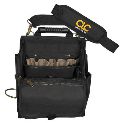 CLC Work Gear 1509 21 Pocket Zippered Professional Electrician's Tool Pouch