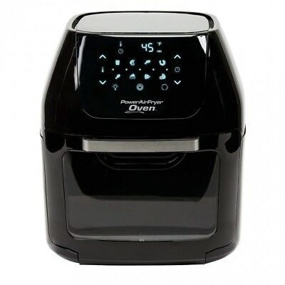Best Power Air fryer Oven 6 Quart Electric 1700W with Professional Dehydrator
