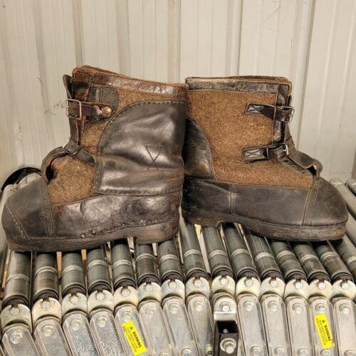 German Mountain Troop Winter Over-Boots