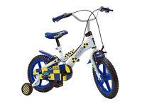 "14"" police bike new"