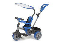 Little Tikes 4-in-1 Trike Blue - EXCELLENT CONDITION