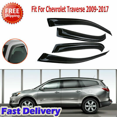 Rain Guards Visor BC916LN Fit For Chevrolet Traverse 2009-2017