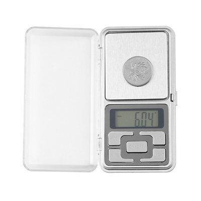 200g/0.01g Mini Digital display Pocket Gem Weigh Scale Balance Counting ZH