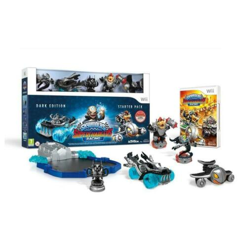 SALE Skylanders Superchargers Starter Pack - Dark Edition...