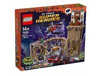 Batman Batcave - Classic Marvel TV classic LEGO Set