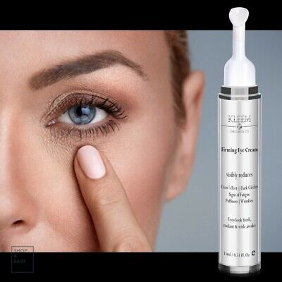 Anti Aging Eye Cream Bags Treatment Under Puffiness Best Crows Feet Dark