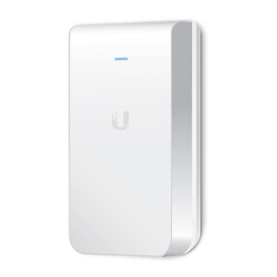 Ubiquiti Networks UAP-AC-IW UniFi In-Wall 802.11ac Dual-Radio Access Point, POE