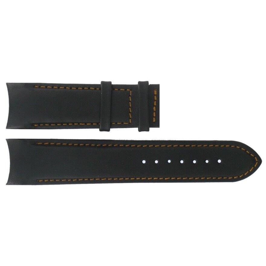 Lederband Tissot XL / COUTURIER / Breite 22 mm / T610028556