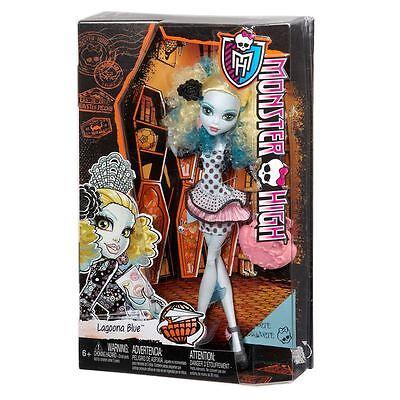 Monster High Exchange Lagoona Blue Doll