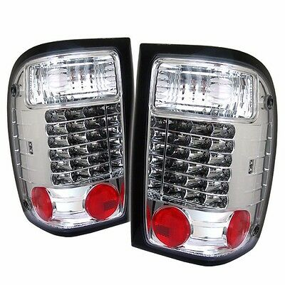 NEWMAR MOUNTAIN AIRE 2000 2001 2002 2003 2004 CLEAR TAILLIGHT TAIL LAMP RV - SET