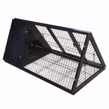 NEW Pet Guinea Pig Triangle Wire Hutch 98cm Greenslopes Brisbane South West Preview