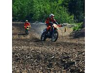 Ktm 125cc 2002 fantastic toy, very fast and well maintained
