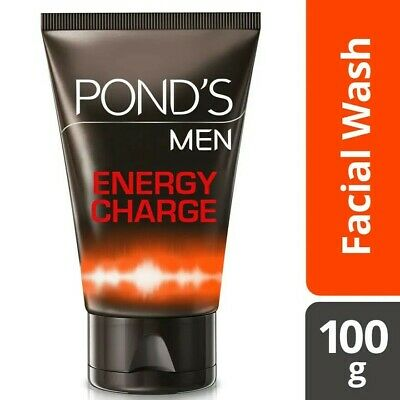 2 Pond's Men Energy Charge Whitening Foam Best face skin wash Facial