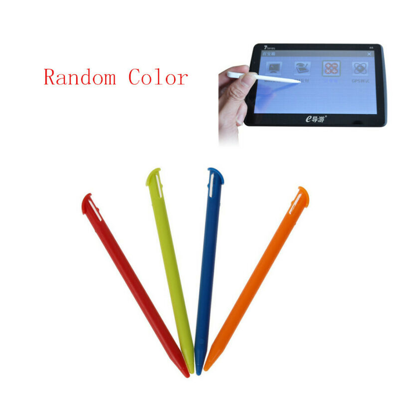 Console Colorful Pen Plastic 4Pcs Touch Screen For Nintendo 3DS LL/XL Stylus
