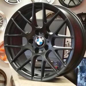 17 Inch BMW Replica Wheels $599 Tax IN ( 4 New wheels ) @905 673 2828 Zracing Fits BMW 3 Series 1 Series X1 X3 On Sale