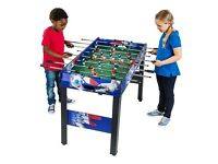 4ft Football Table - Excellent condition - £20 only !!!!!!! - Used a handful of times!!
