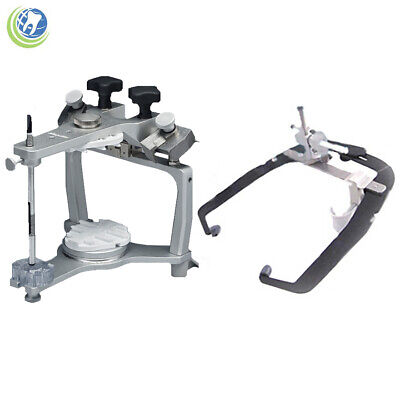 New Dental Laboratory Whip Mix Adjustable Screw Articulator 2240 W Face Bow