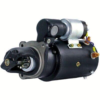 New John Deere 24 Volt Starter Fits Tractor 3010 3020 4010 4020 Jd500 Jd600