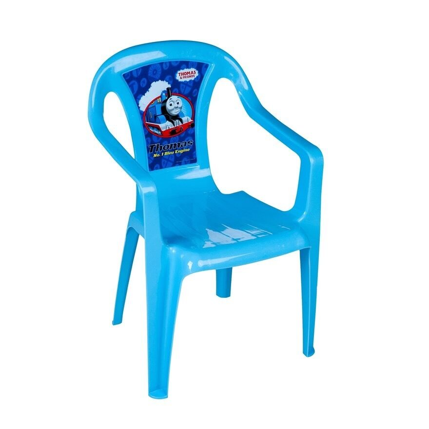 Thomas The Tank Engine Plastic Table And Chair Set From