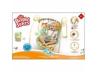 BRIGHT STARS UP AND AWAY SWING