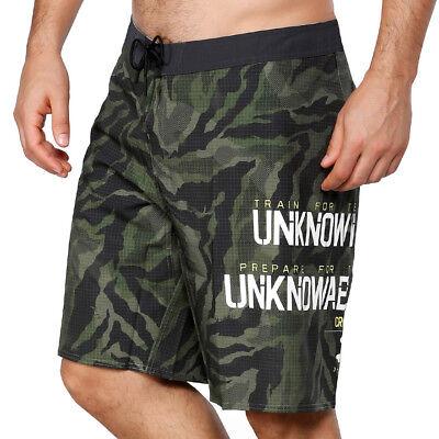 Herren Reebok CrossFit Super Nasty Core Camo short shorts