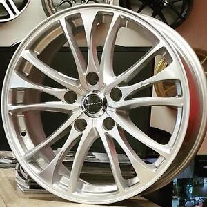 Honda Odyssey Winter Tires Rims Package $950 +Tax Call 905 673 2828 Zracing  Winter Tire Rim Sale Brampton Mississauga