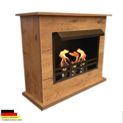 Bio Ethanol Firegel Fireplace Cheminee Caminetti Yvon included 27 piece set