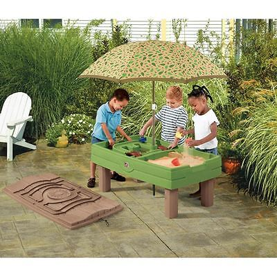 Step 2 Naturally Playful Sand and Water Table - Large sand and water area -  New