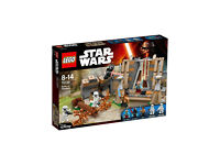 Lego Star Wars Force Awakens Battle On Takodana (75139), BNIB