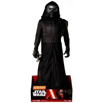 """Star Wars The Force Awakens Kylo Ren 31"""" Big Fig Toy XL With Lightsaber - New"""