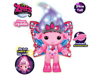 Zelfs Light Up, Girl Accessories, Zoopy Bunny Soft Toy, Tinkerbell, Disney Princess, Palace Pets