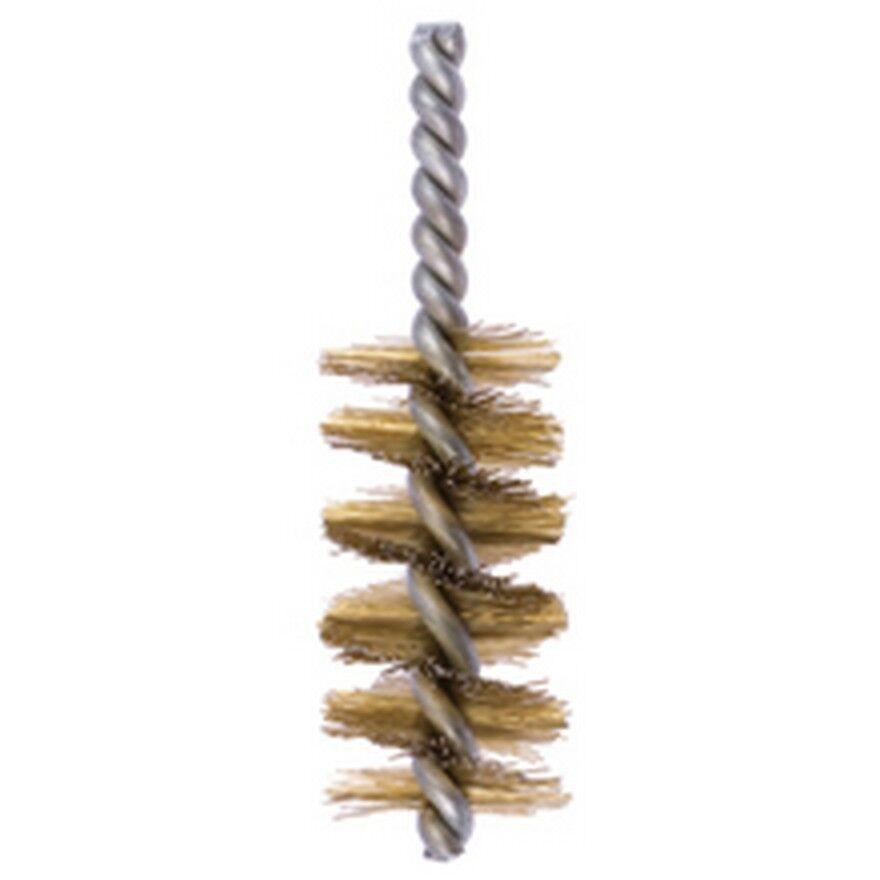 Spazzola a scovolo in filo d'acciaio p/trapano 28mm  - Pg 479.00