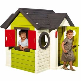 Smoby My House Outdoor Playhouse